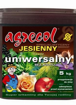 Удобрение Agrecol (Агрикол) осеннее универсальное 5 кг