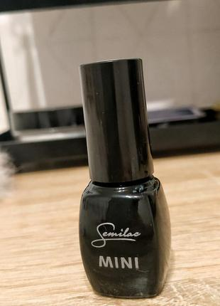 Semilac mini гель-лак 3 мл
