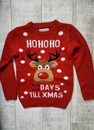 Ковта, свитер новогодний, рождественский