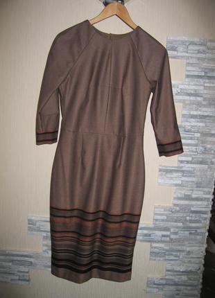 Супер платье футляр  ручной работы
