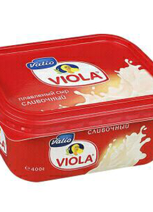 Сыр Viola плавленый 400г Виола