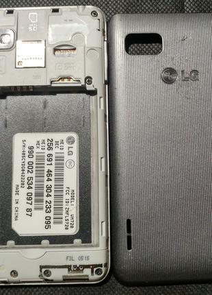 LG Optimus F3 4G VM720 разборка
