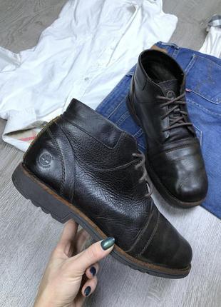 Качественные ботинки timberland