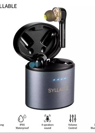 Беспроводные наушники Syllable S119