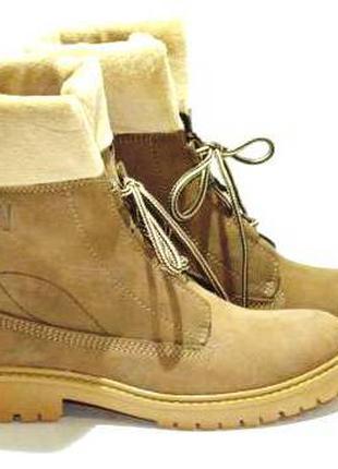Ботинки beppi португалия натуральная кожа