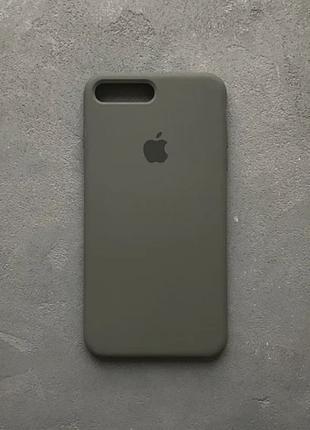 Silicone case iPhone 7 Plus 8 plus