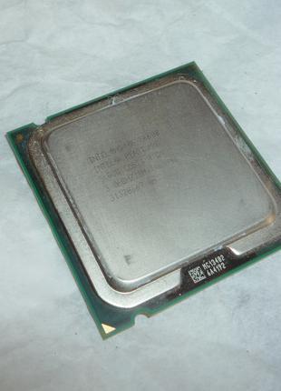 процессор Intel Dual-Core E6600.