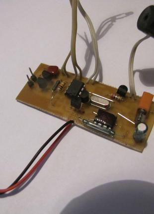 Плата металлоискателя Малыш FM2 V2  Вибро Магнитное включение