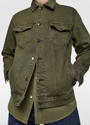 Куртка ZARA, новая, мужская