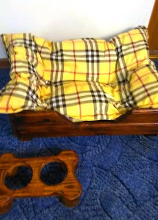 Лежаки для мелких собачек или котов в стиле лофт.