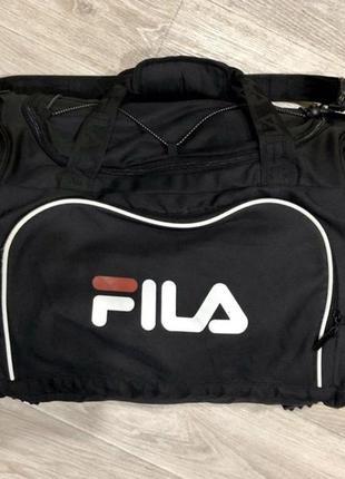 Fila спортивная сумка дорожная оригинал фила