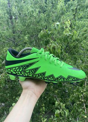 Nike hypervenom бутсы оригинал найк 45 размер 44 копы футбольн...