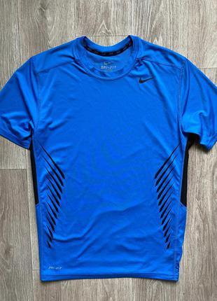 Nike dri fit футболка оригинал l размер найк