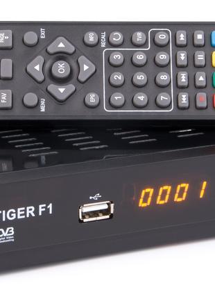 Cпутниковый ресивер Tiger F1 HD Dolby Digital (новый)