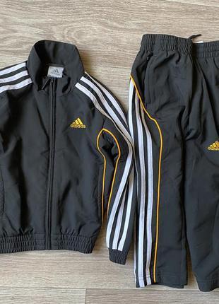 Adidas спортивный костюм  детский оригинал 3t адидас