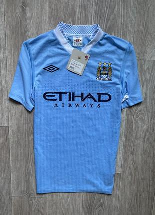 Umbro manchester city  футболка оригинал s размер