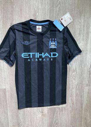 Umbro футболка оригинал manchester city s размер