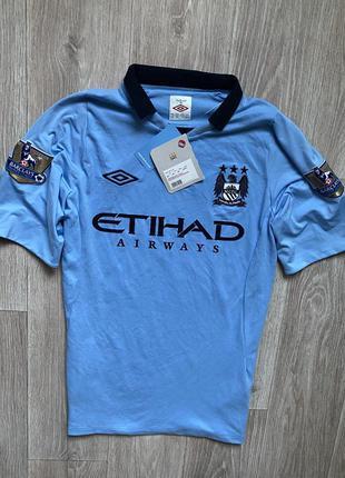 Umbro футболка м размер manchester city оригинал