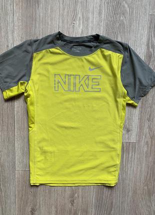Nike футболка оригинал найк спортивная