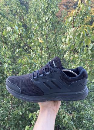 Adidas кроссовки оригинал 44 размер адидас черные