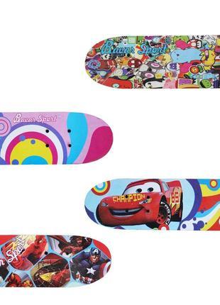 Скейтборд дейтский
