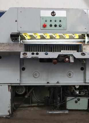 Бумагорезательная машина БР-82