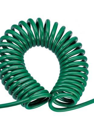 Шланг спиральный для пневмоинструмента 6,5х10мм, 10м