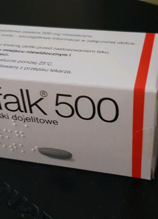 Салофальк salofalk 500 mg
