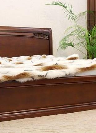 Кровать Шопен из дерева классический стиль