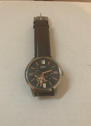 Часы Fossil механические наручные