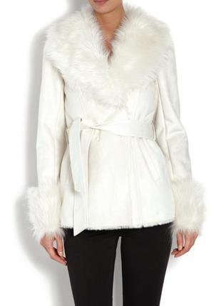 Дубленка женская,куртка демисезонная,фирменное пальто- кардиган