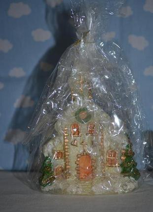 Свеча декоративная свечка собор храм