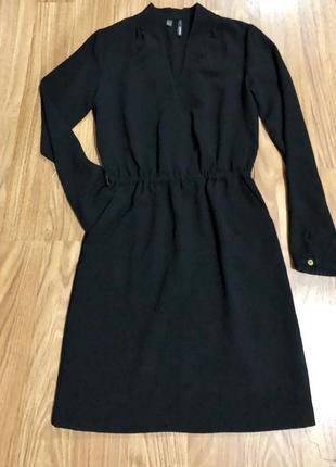 Платье с карманами mango р. 34/36
