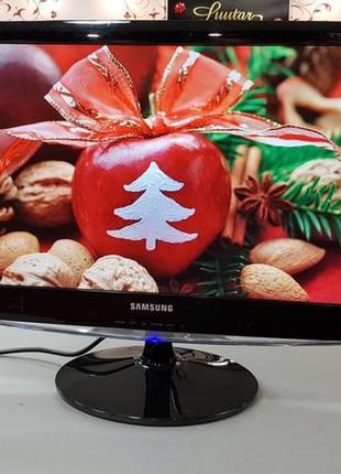 """Samsung 24"""" в идеальном состоянии 1920 x 1080, DVI"""