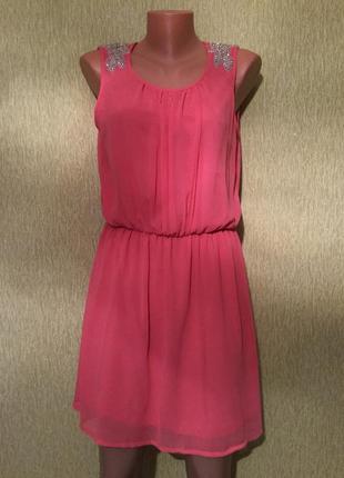 Платье шифоновое турция размер s/m
