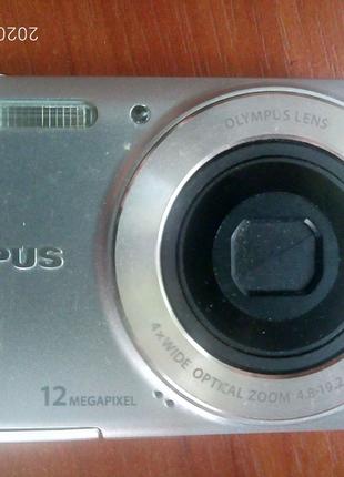 Фотоаппарат Olimpus vg-110