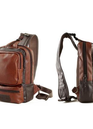 Тактическая сумка рюкзак через плечо