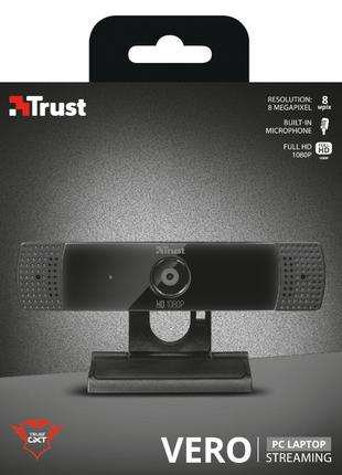 Веб-камера Trust GXT 1160