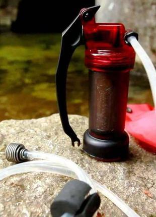 Фильтр для очистки воды MSR MiniWorks EX MicroFilter туристиче...