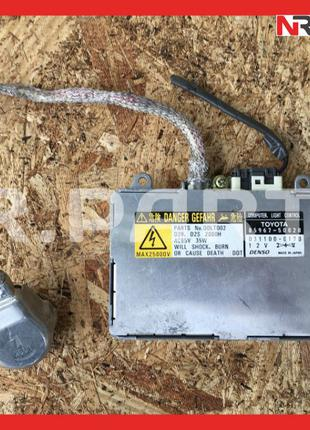 Блок розжига ксенона Xenon Toyota Lexus 85967-50020 Тойота Лексус