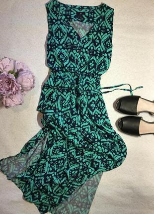 Платье макси gap размер s