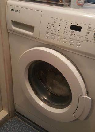Стекло и обочечник люка к стиральной машине Samsung