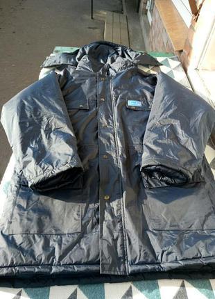Зимняя мужская куртка, большой размер