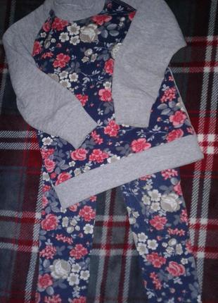 Костюм , комплект - кофта, свитшот + штаны,  леггинсы, лосины