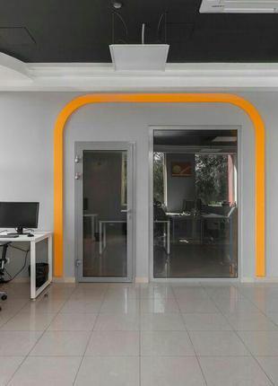 Сдам офисы в ЦЕНТРЕ площадью 200 м2  по  пр-т Науки