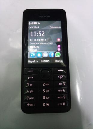 Мобильный телефон Nokia 301 RM-840 оригинал