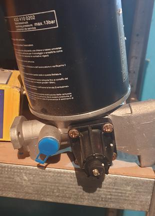 Осушитель воздуха пневмосистемы MERCEDES ACTROS, ACTROS MP2 / MP3
