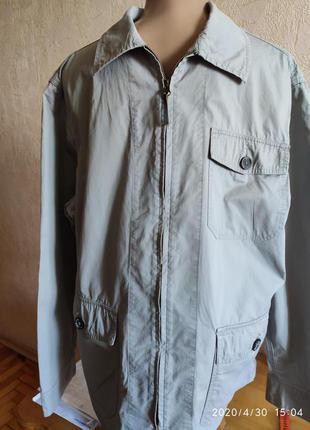 Куртка милитари zara man(spain), xxl