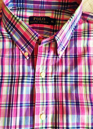 Рубашка длинный рукав Polo by Ralph Lauren(USA), XL