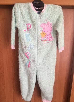 Человечек, , peppa pig george, кигуруми, пижама. свинка пеппа